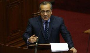 Ipsos: 52% cree que Jaime Saavedra debe ser censurado