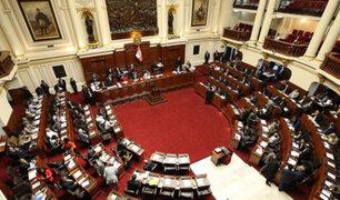 Seis millones de soles para aguinaldos y víveres de parlamentarios
