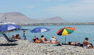 Callao: solo seis playas del distrito son aptas para bañistas