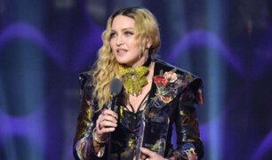 "Madonna: ""he sido víctima de abuso, bullying y sexismo"""
