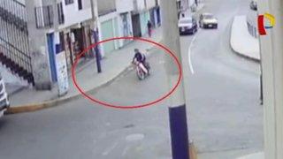 Continúa delicado de salud joven atropellado por camión municipal de Chorrillos
