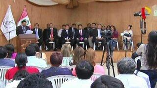 """Lanzan partido político """"Unidad Social Cristiana"""""""