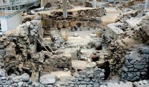 Arqueólogos descubren ciudad perdida, de hace 2.500 años en Grecia