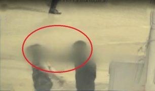 Joven golpeada en calle de Ate se negó a denunciar a su agresor
