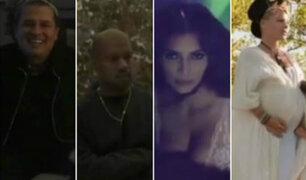 Las celebridades que volvieron a ser el centro de atención
