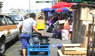 La Victoria: decenas de ambulantes invaden avenida Grau