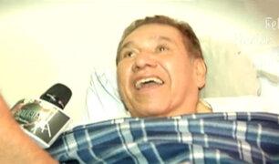 """La Batería le regaló una gran sorpresa al """"Gordo"""" Casaretto"""