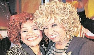 El inolvidable encuentro entre Lucila Campos y Celia Cruz