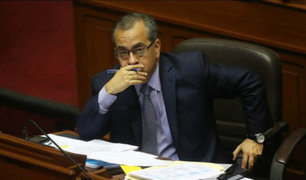 Pleno del Congreso inicia debate por censura del Ministro de Educación