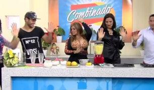 Combinado: ¡Aprende a preparar un 'Refrescante de cocona pa' gozar' con Ruth Karina!