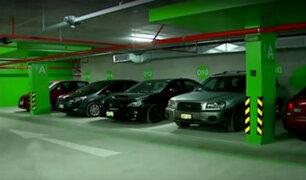 Miraflores: así luce nuevo estacionamiento subterráneo bajo el parque Kennedy