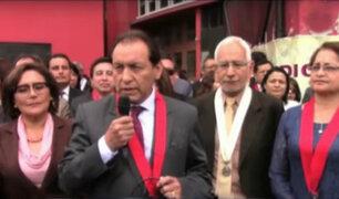 Corte Superior de Lima respalda huelga de trabajadores del Poder Judicial