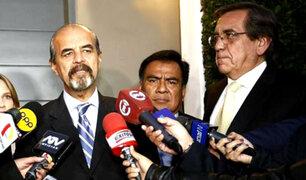 Congresistas apristas se enfrentaron por votación de censura a ministro Jaime Saavedra