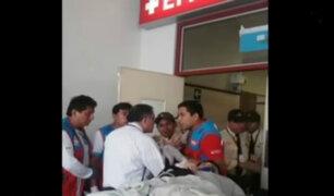 Niegan atención a joven en grave estado en Hospital Almenara