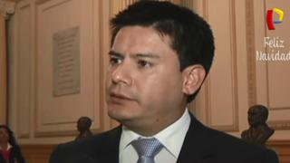 Congresista Edwin Vergara denuncia hackeo de su cuenta en Twitter