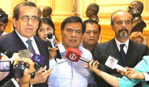 Congresistas apristas solucionaron sus discrepancias por censura de Jaime Saavedra