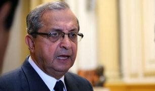 Daniel Mora no descarta ser ministro de Educación