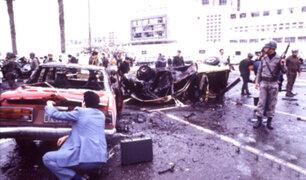Tiempos de terrorismo: una época que jamás debemos olvidar