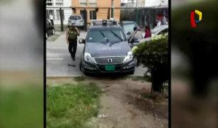 Choque entre patrullero y combi deja siete heridos en Magdalena