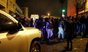 Ataque contra comisaría deja 14 muertos en Jordania