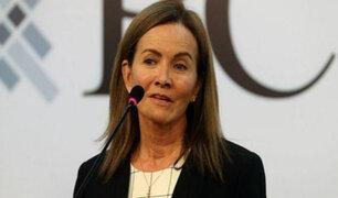 Marilú Martens: los retos de la nueva ministra de Educación