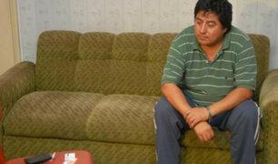 Argentina: capturan a narcotraficante peruano