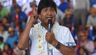 Bolivia: Evo Morales buscaría su cuarto mandato