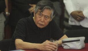Alberto Fujimori nuevamente es internado en clínica de Pueblo Libre