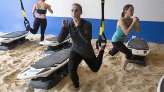 Sandbox fitness, la nueva forma de hacer ejercicios en el gimnasio