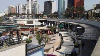 Municipalidad de Miraflores no autorizó que Larcomar reabra sus puertas