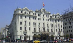 SAT rematará histórico Hotel Bolívar por deuda pendiente