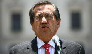 Jorge del Castillo denunció seguimiento a opositores venezolanos en el Perú