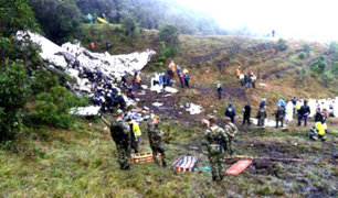 Chapecoense: investigación señala que avión cayó por error humano