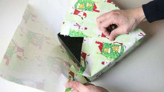 YouTube: ¡Este truco promete enseñarte a envolver un regalo en un minuto sin cortar ni pegar! [VIDEO]