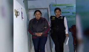 San Borja: PNP interviene a niñera acusada de secuestrar a bebé