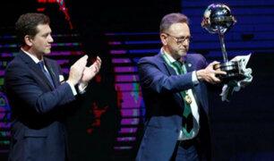 Chapecoense recibió trofeo de la Copa Sudamericana