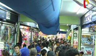 Galerías del Mercado Central incumplen normas básicas de seguridad