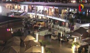 Larcomar: así luce el centro comercial en su primer día de reapertura