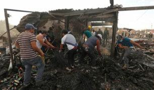 México: asciende a 32 los muertos por explosiones en mercado pirotécnico