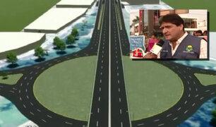 Viaducto Javier Prado: alcalde de La Molina convoca diálogo para destrabar proyecto