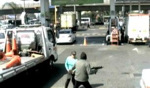 """Exintegrantes de """"Los destructores"""" habrían participado en asalto a banco en Surco"""