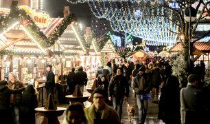 Alemania: reabren mercado navideño de Berlín tras atentado