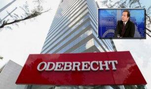 Economista Juan Mendoza analiza caso Odebrecht y las coimas en el Perú