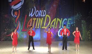 World Latin Dance Cup: jóvenes peruanos con síndrome de Down ganan importante concurso