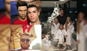 Así celebran la Navidad los cracks del fútbol