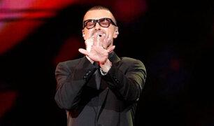 Cantante británico George Michael falleció  los 53 años