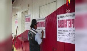 Ancón: clausuran cevicherías insalubres en concurrida playa