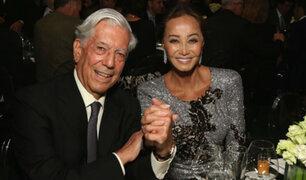 España: Mario Vargas Llosa e Isabel Preysler anuncian matrimonio este 2017