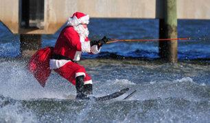 Así se vivió la Navidad en diversas partes del mundo