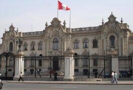 Acuerdo Nacional: hoy se realiza foro en Palacio de Gobierno